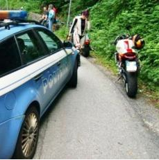 Lecco Incidente